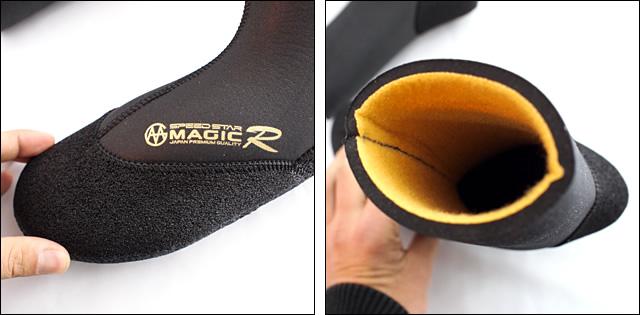 MAGIC【マジック】冬用サーフブーツ Royal Sox 5mm