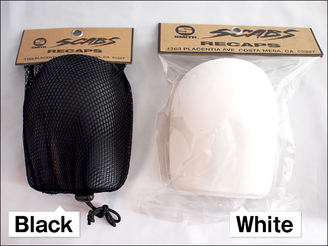 SMITH Safety Gear【スミス セーフティーギア】ニーパッド用 Scabs Recaps
