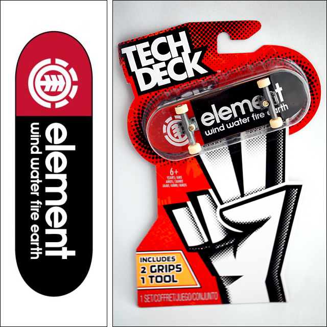 Tech Deck【テックデッキ】指スケ ベイカー シェーンヘイル